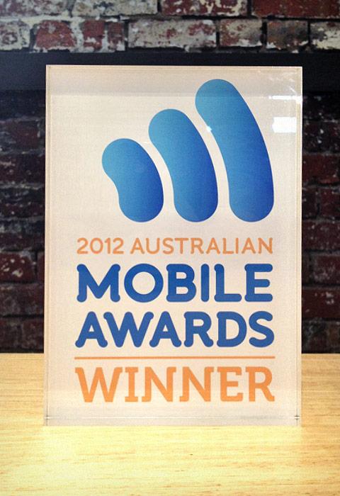 Mobile Award 2012