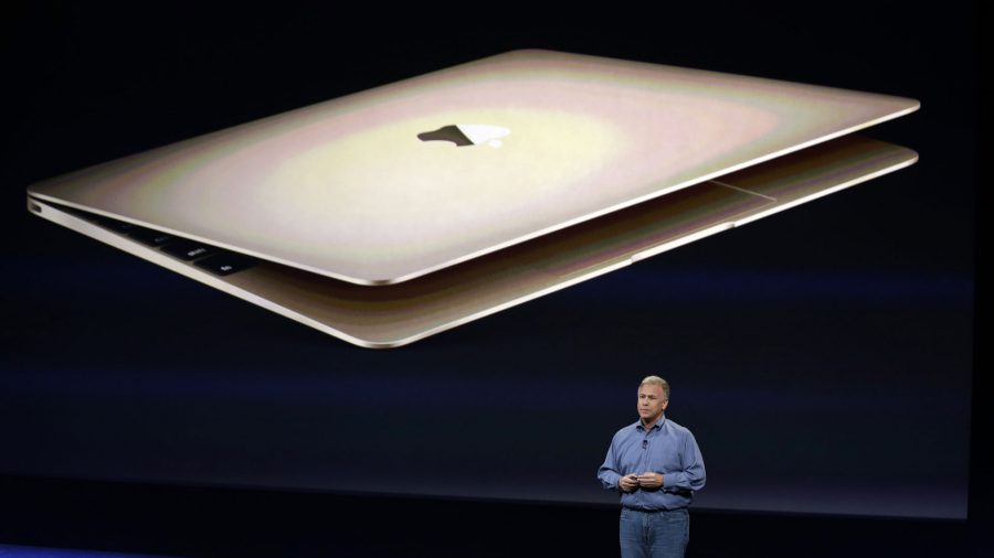 Preview of Apple's new Macbook is a big signal for web designers